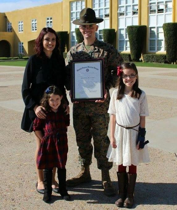 family of the month March
