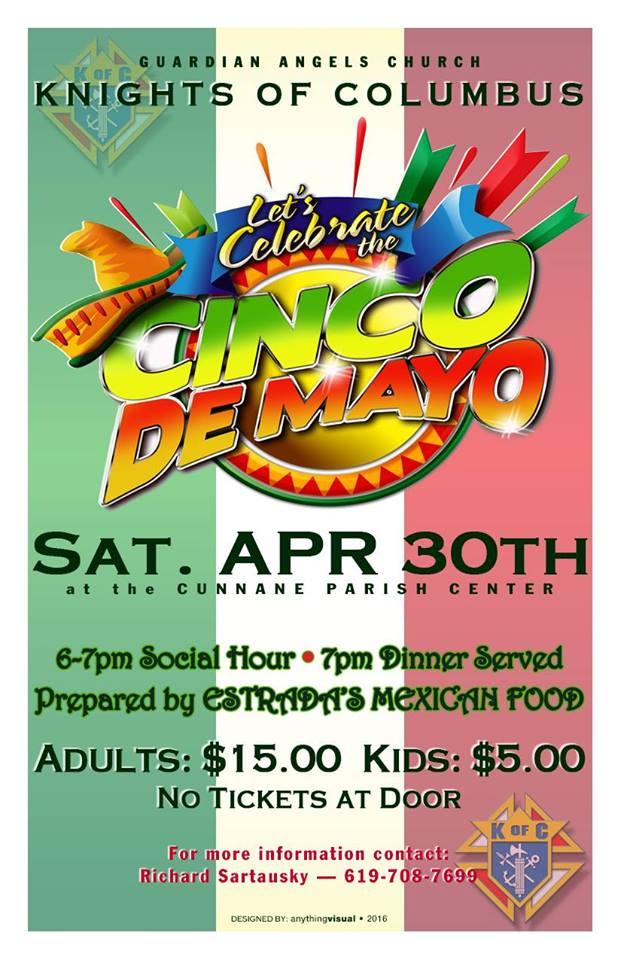 9590 Cinco De Mayo Dinner