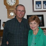 April Family of the Month Hank & Jean Marcotte