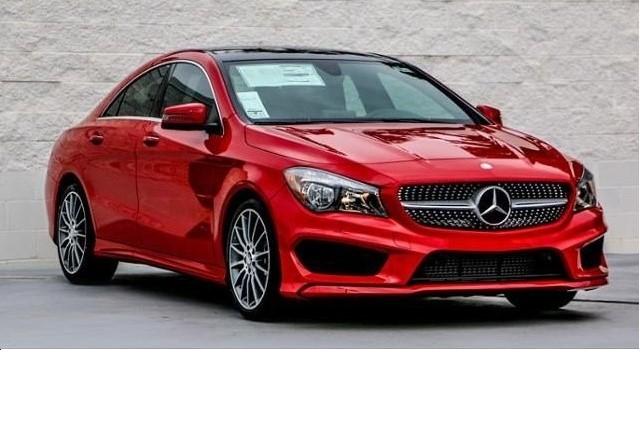 Mrcedes Benz-CLA250