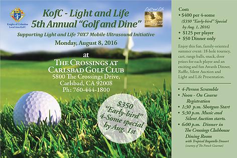 Light and Life Golf