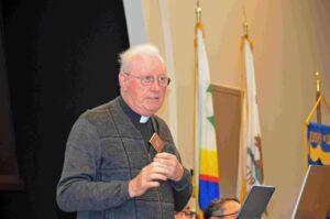 Fr. John Grace, O.S.A.